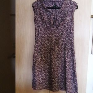 100% Silk Vintage Club Monaco dress